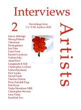 Interviews-Artists