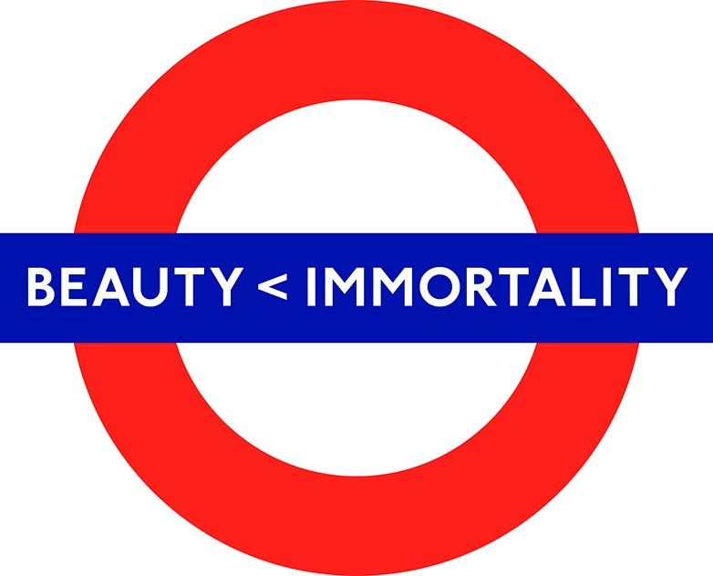 BEAUTY-(-IMMORTALITY