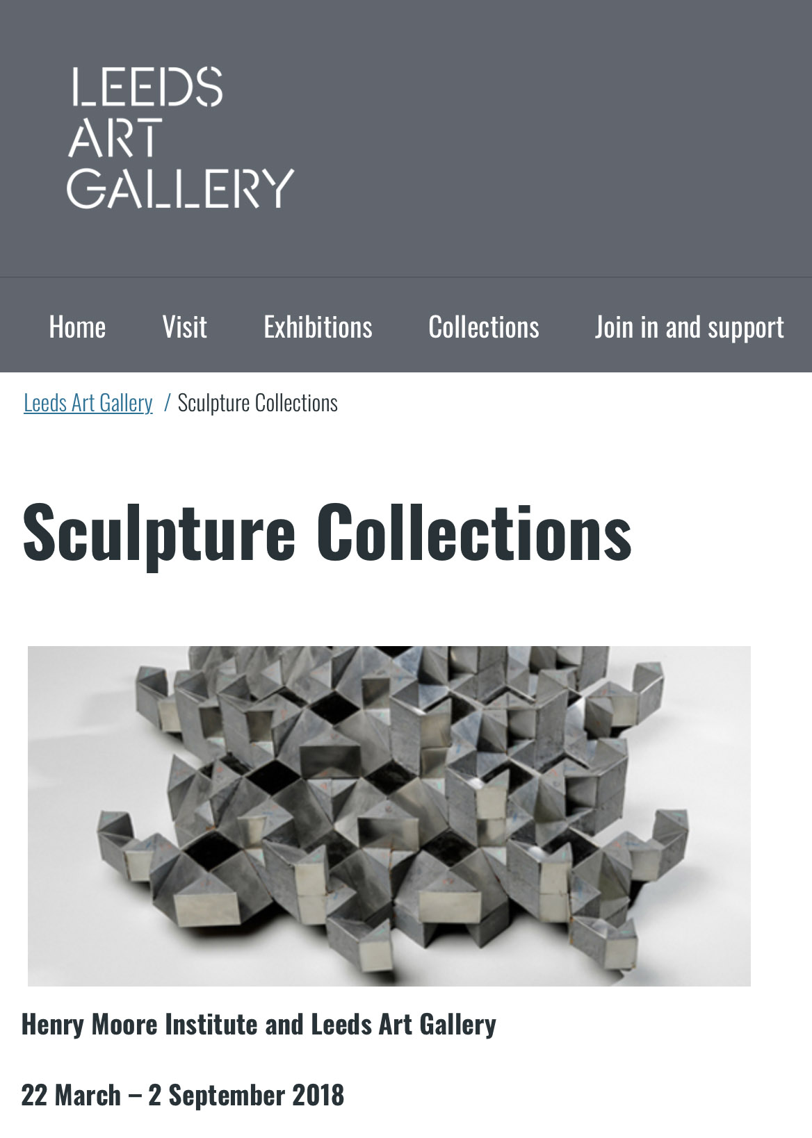 Sculpoture Collections